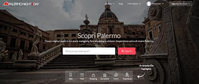 Palermo night&day - la guida del gusto dello shopping e dell'accoglienza a Palermo